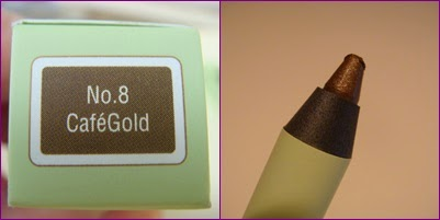 Endless Silky Eye Pen PIXI CaféGold
