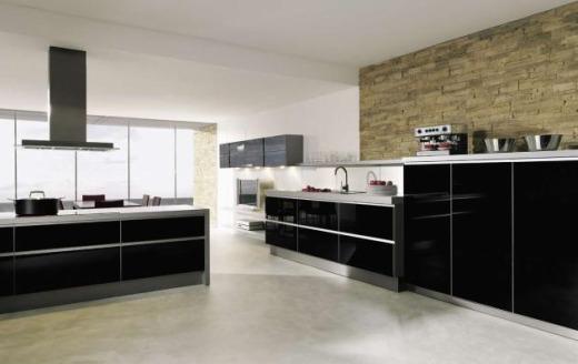 Cocinas modernas galer a de fotos - Alacenas modernas fotos ...