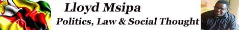 Lloyd Msipa : Politics, Law and Social thought