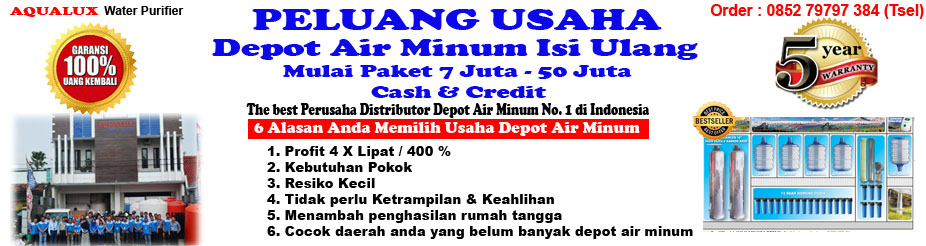 085279797384, Depot Air Minum Isi Ulang Aqualux Magelang
