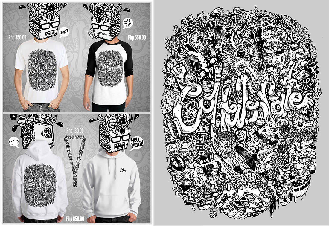 09-Collaborate-Doodle-Shirt-Lei-Melendres-Leight-Infinity-Mix-Doodles-www-designstack-co