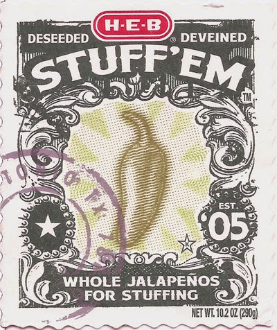 HEB - Whole Jalapenos for Stuffing