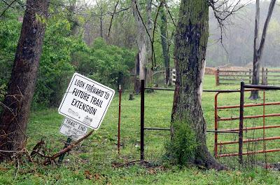 Hamestring Creek Trail Fayetteville