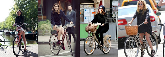 Bicycle_style_Garance Doré_Alexa Chung_Jessica Alba_Olsen