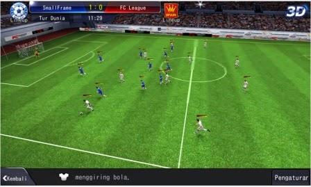10 Game Sepakbola Android Terbaik Gratis