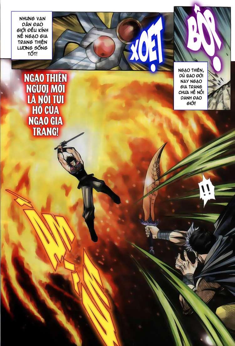 Kiếm Hồn - Sword Soul chap 63 - Trang 21
