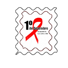 SELINHO DIA MUNDIAL DE LUTA  CONTRA A AIDS...