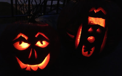 Halloween, Hallowe'en, pumpkins, jack o lanterns, jack o'lanterns, pumpkin carving, carved pumpkins, craft, crafting