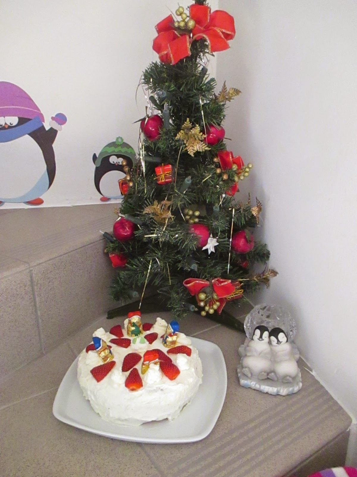 Otaku Family: Kurisumasukēki - Japanische Weihnachtstorte
