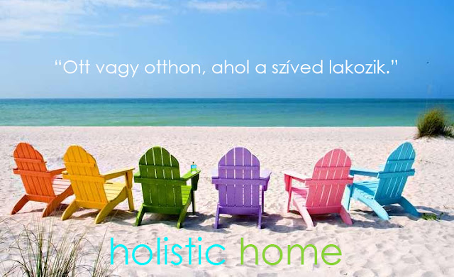 holisztikus otthon