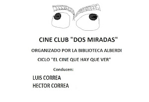 """CINE CLUB """"DOS MIRADAS"""""""
