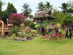 ashim blog, taman indah, taman tercantik, bukit bougenville, singkawang,