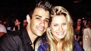 Gusttavo Lima teria se irritado com outro sertanejo por ciúme da noiva, a modelo Andressa Suita.