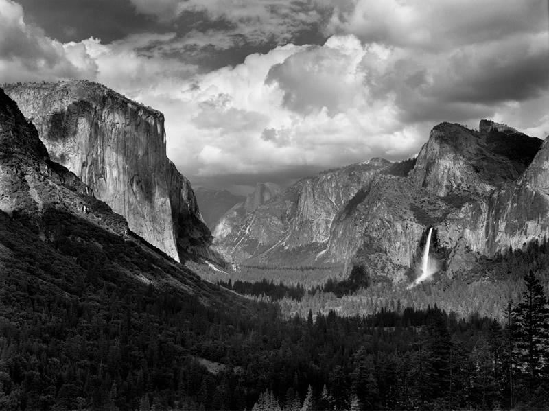 Yosemite ansel adams quotes quotesgram for Best black and white prints
