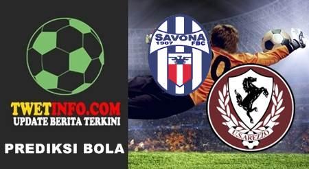 Prediksi Savona vs Arezzo