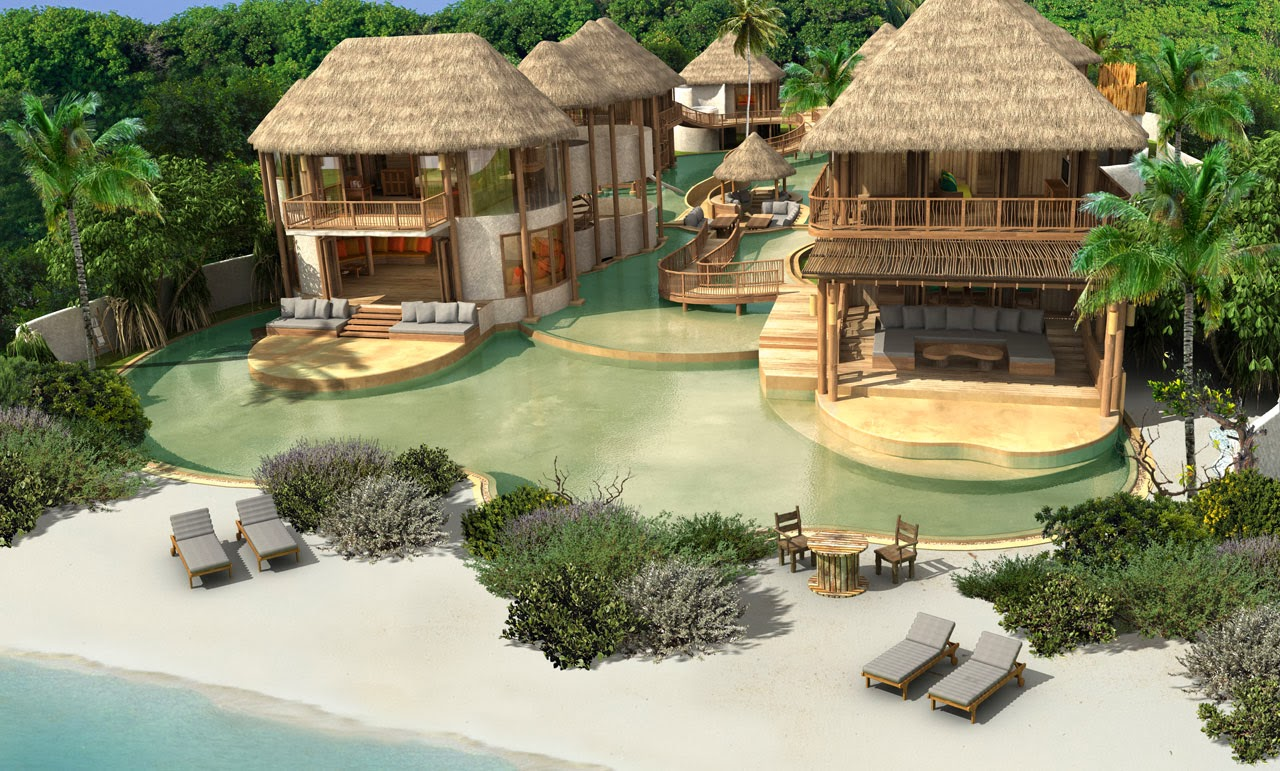 Tropical dreams tropical dreams most beautiful resorts for Luxury places