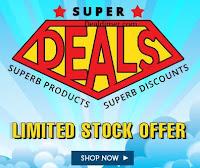 [Live] HomeShop18 SuperDeals