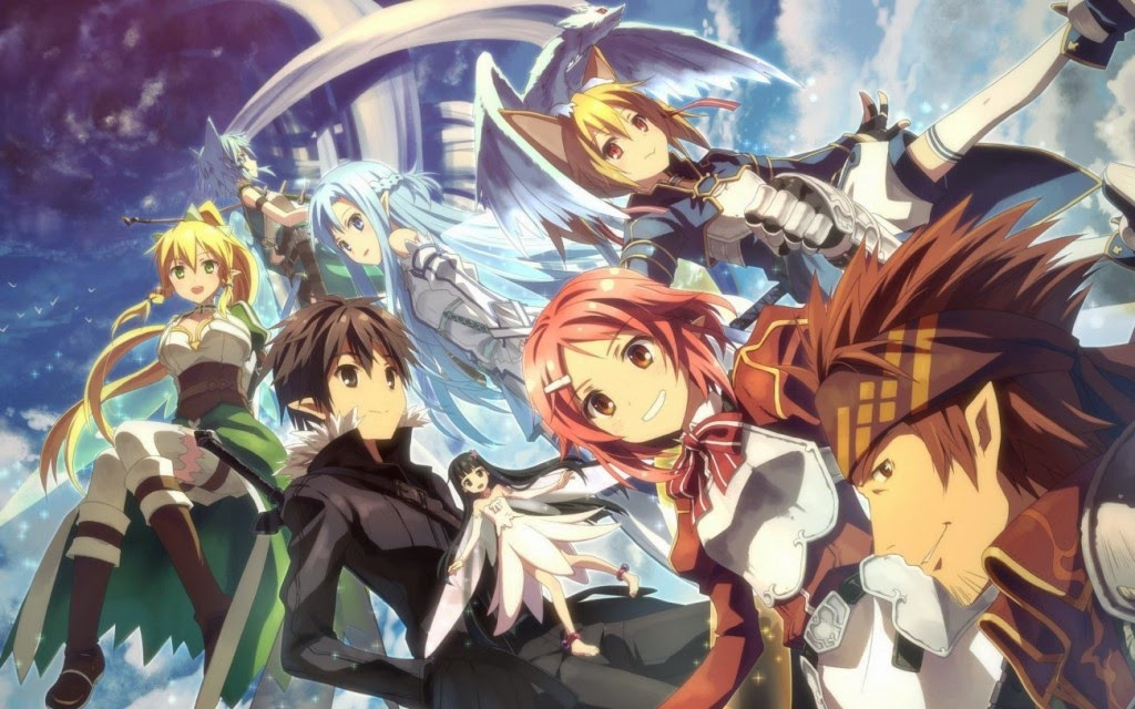 [ Info-Anime ] Game Sword Art Online Lost Song Dikonfirmasikan Akan Diterjemahkan Ke Bahasa Inggris