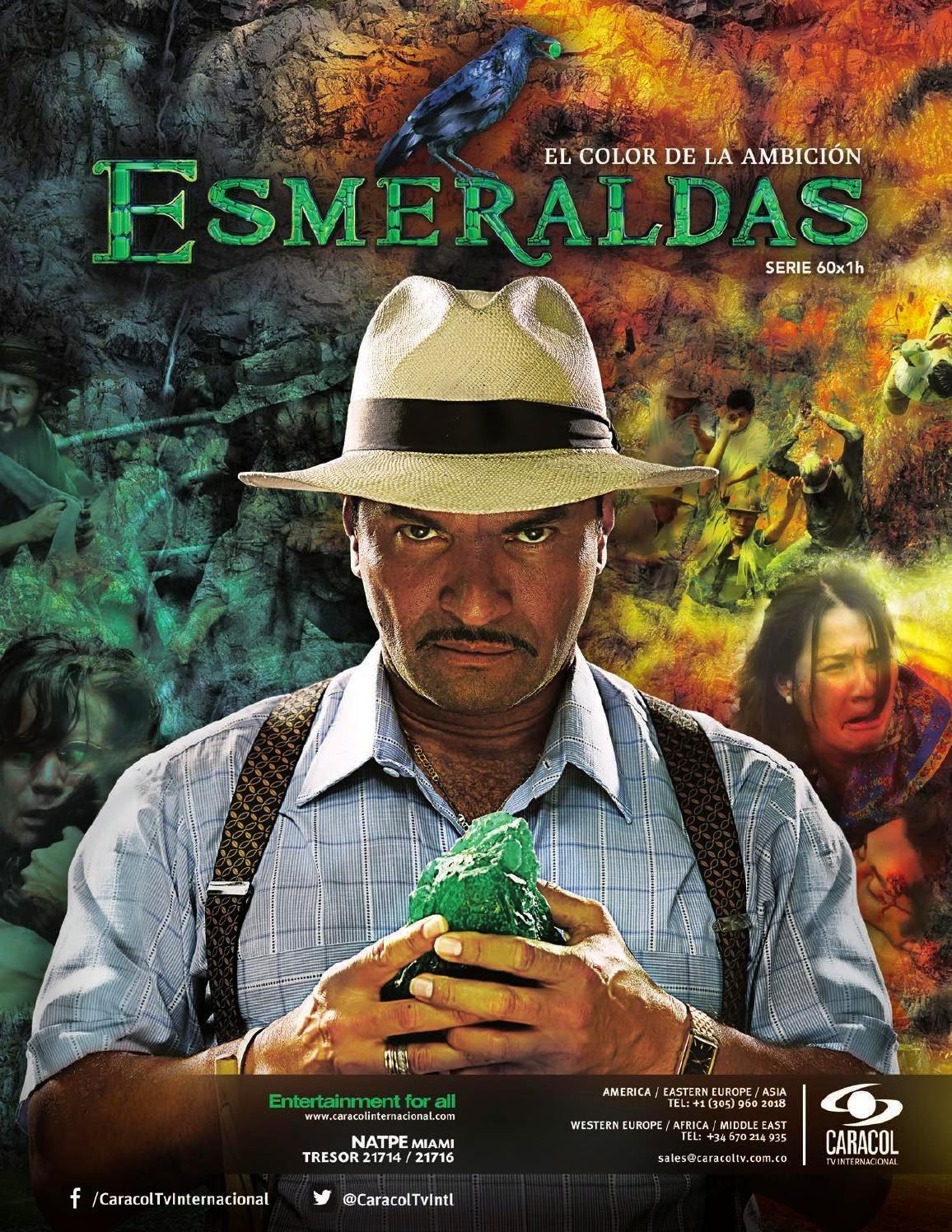 Ver Esmeraldas el color de la ambición Capítulo 18 Gratis Online