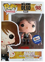 Funko Pop! Maggie Blood Splatter