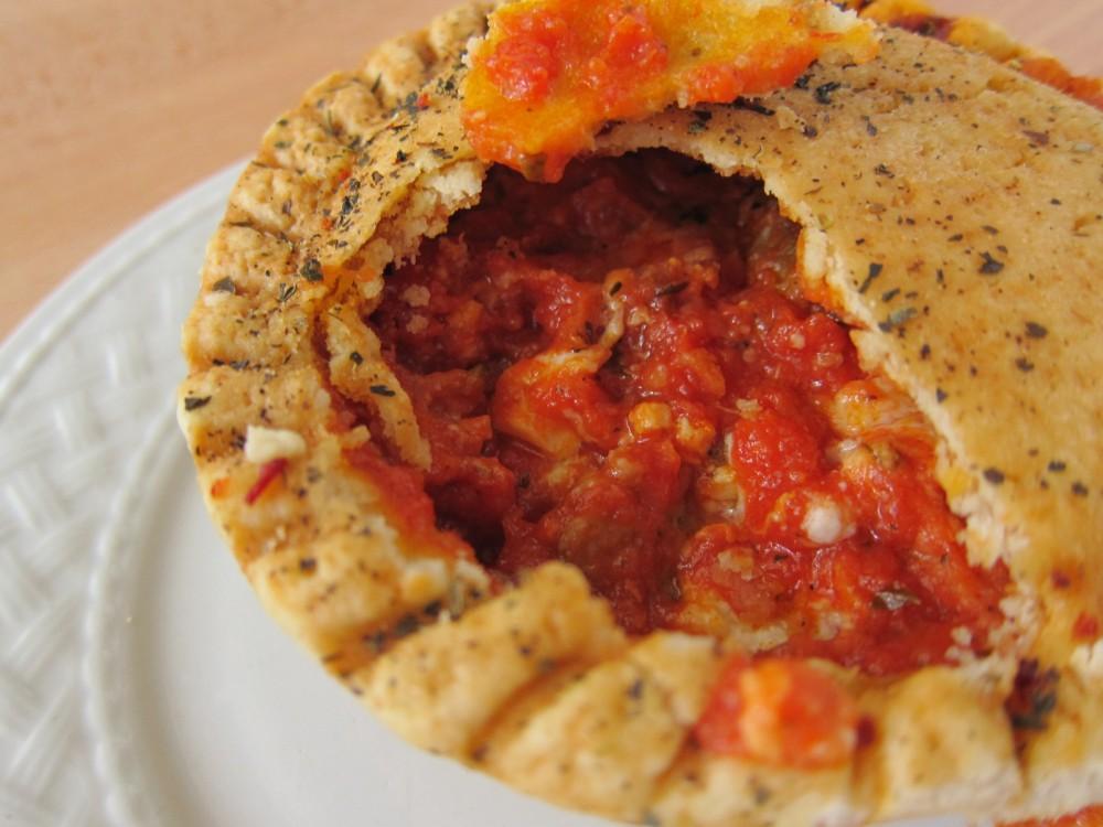 Frozen Friday: Bertolli - Italian Sausage Italian Style Torta | Brand ...