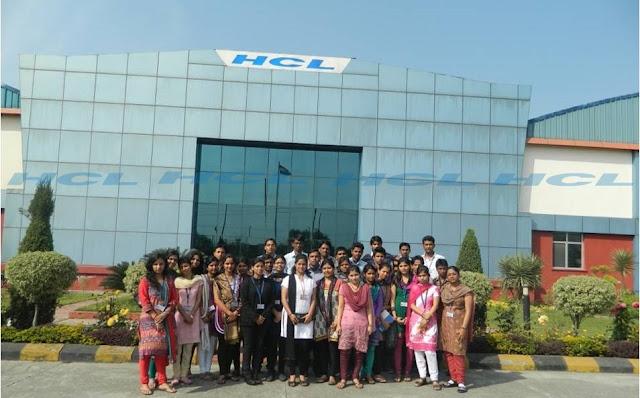 Hcl Company Noida Company Profile Hcl