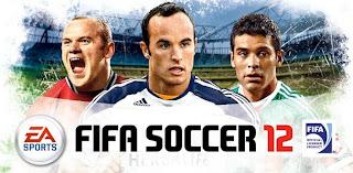 FIFA 12 by EA SPORTS v1.3.97 Apk Game Free (Offline Installer)
