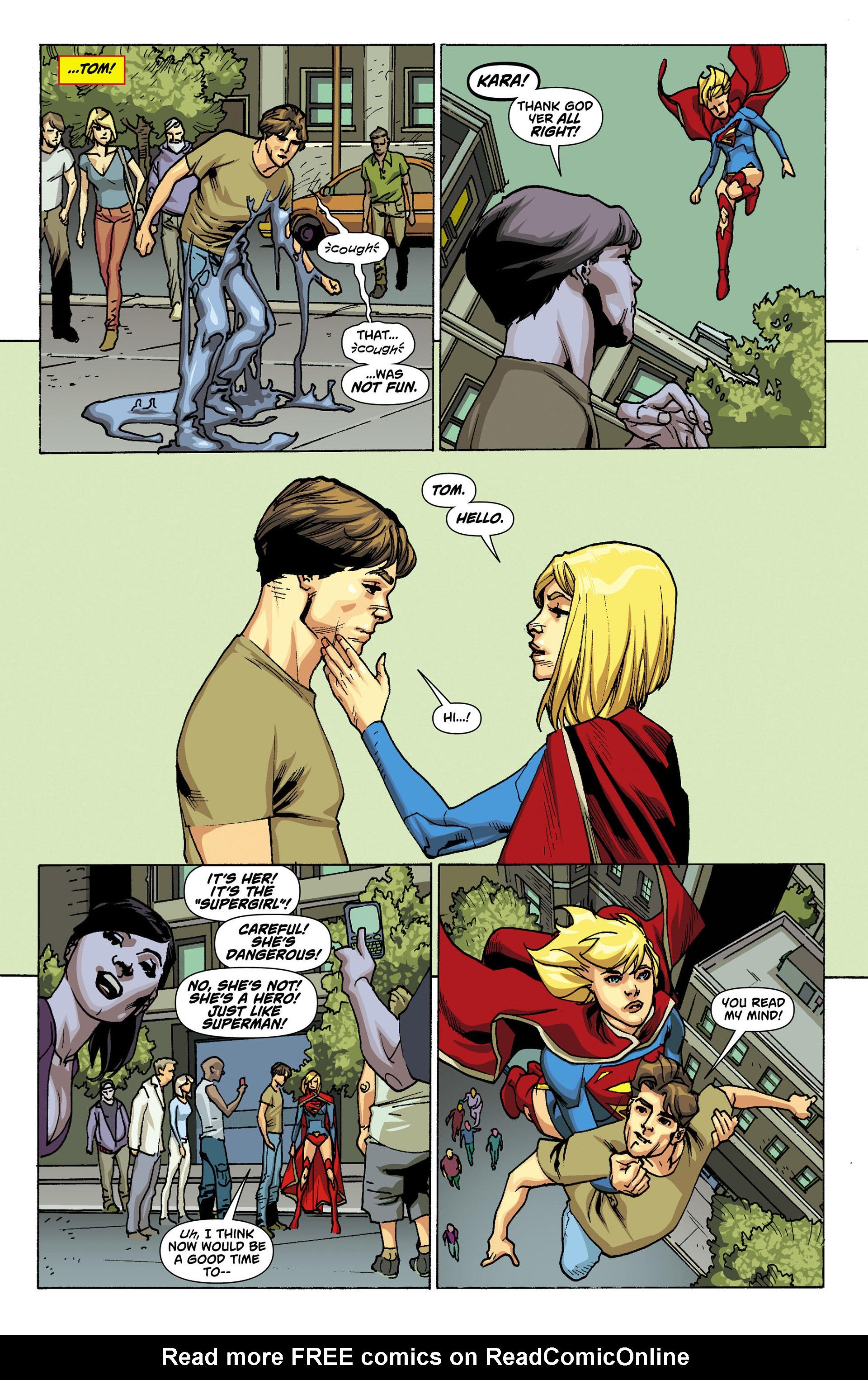 Supergirl (2011) Issue #11 #13 - English 19