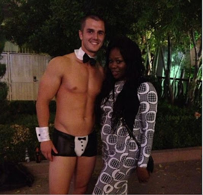 (Photo) What Is Toni Payne Doing With A Gigolo ???