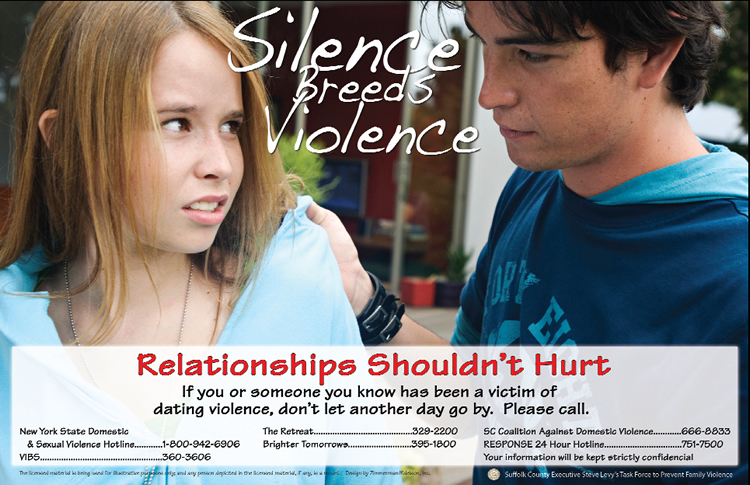 Teen Dating Violence: A Closer Look at Adolescent