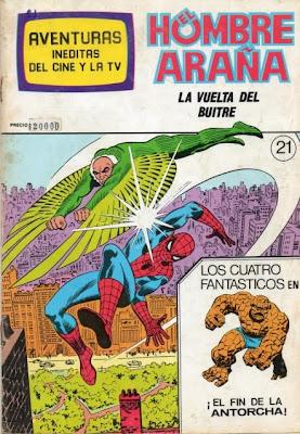 [Debate] Los Orígenes Comiqueros Marvel, DC  y otros en Argentina  - Página 2 AvIneditas21