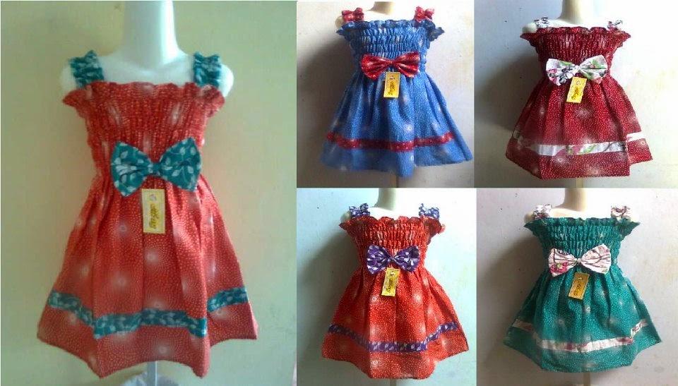 model baju anak perempuan umur 3 tahun