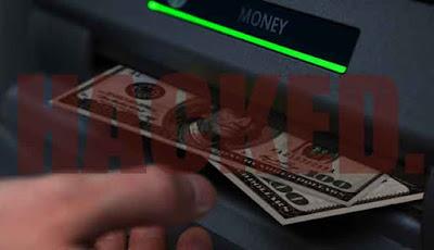 Malware penguras uang mesin ATM
