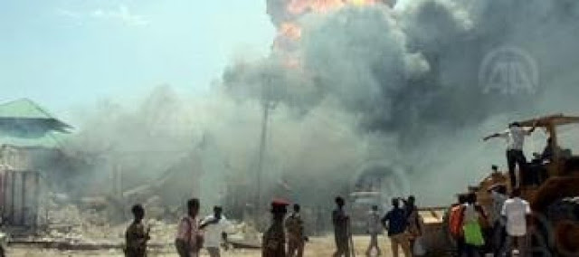 10-Year-Old Boy Detonates Suicide Vest, Kills 20 At Crowded Market In Gombi Adamawa