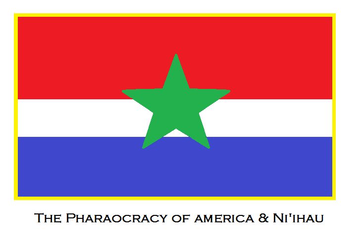 The Pharaocracy of America and Niihau