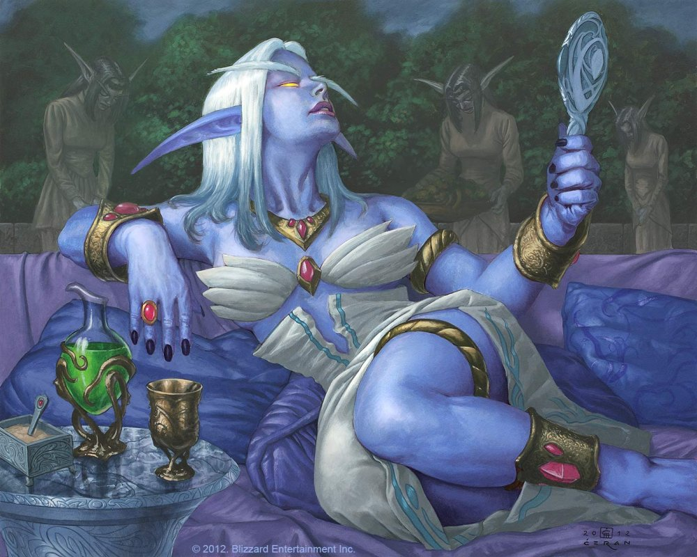 Queen azshara hentai adult movies