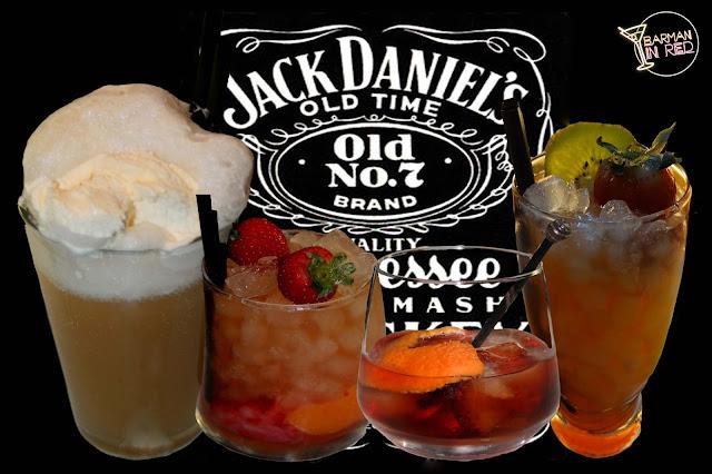 10 jack daniels cocktails