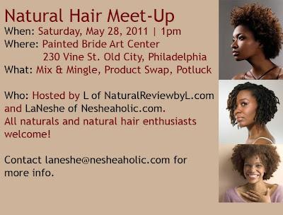 Philly Natural Hair Meetup