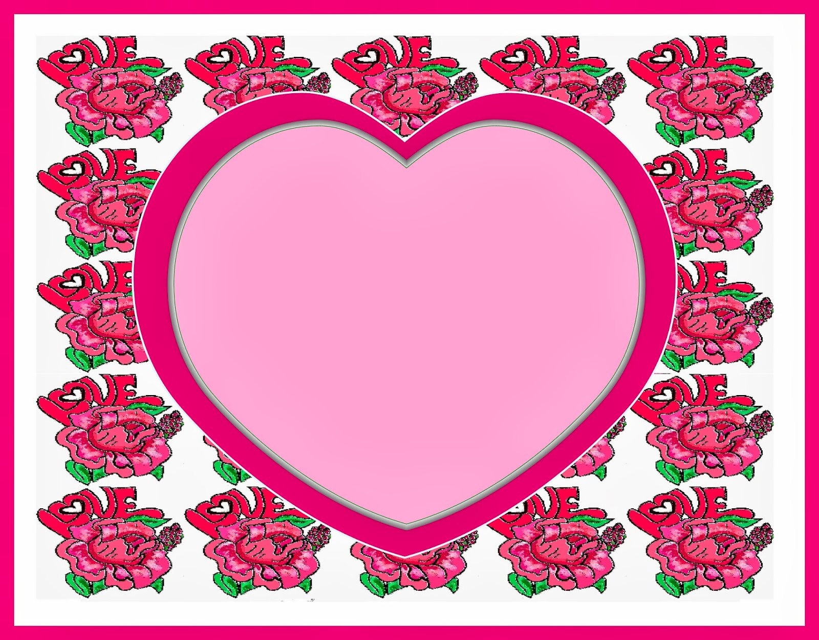 christian images in my treasure box rose heart borders and frames christian image