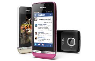 Harga Dan Spesifikasi Nokia Asha 311