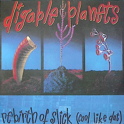 Digable Planets – Rebirth Of Slick (Cool Like Dat) (CDM) (1992) (VBR)