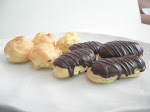 CREAM PUFF & ECLAIR