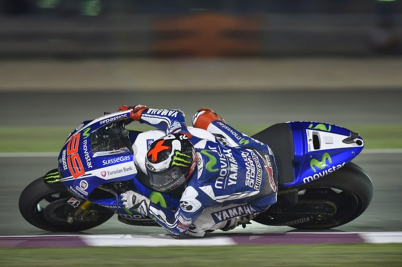 Stu's Shots R Us: Movistar Yamaha Factory Racing's Lorenzo & Rossi End MotoGP Practice Day 2 in ...