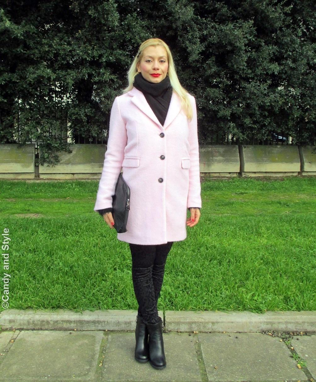 Pink - Black