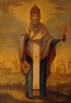 Sfantul Ierarh Spiridon, Episcopul Trimitundei praznuit pe 12 decembrie !