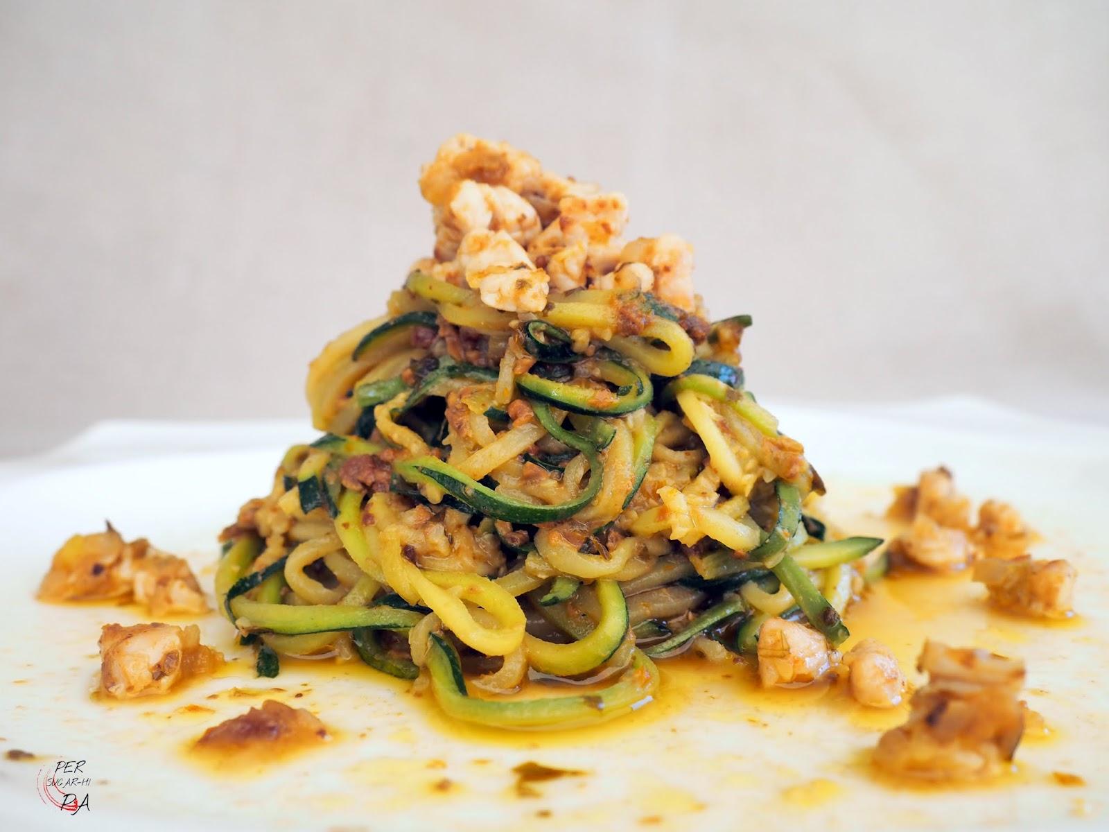 Per sucar hi pa gastronom a y viajes espaguetis de for Espaguetis para dos