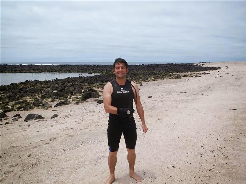 Bucear en Islas Galápagos