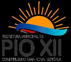 PREFITURA  MUNICIPAL DE PIO XII MA