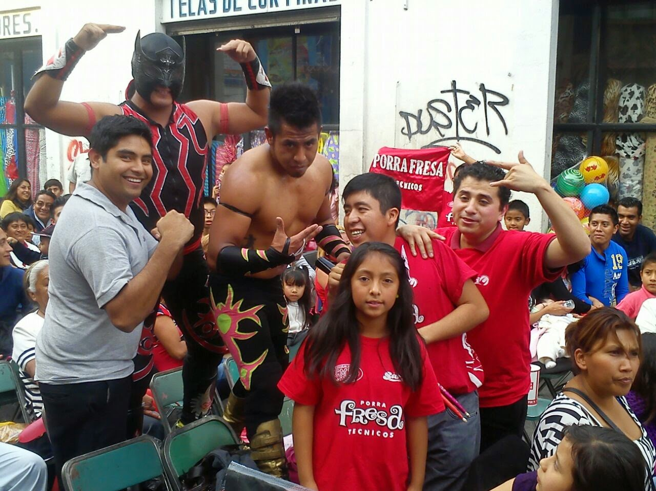 Viernes Guadalupano de Lucha Libre