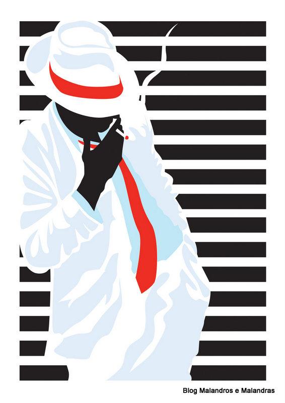 Malandragem Boa,Malandragem Meia,Se Não fosse o Zé Pelintra ,eu tava presa na Cadeia !